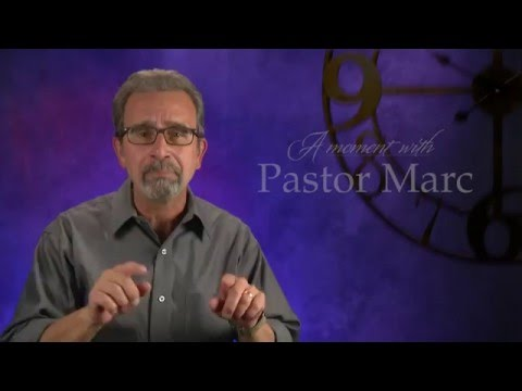 "A Moment with Pastor Marc #37 <strong>""Joseph""</strong>"
