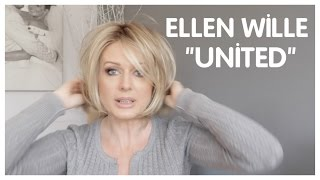 "Video Ellen Wille ""UNITED"" Wig (Sandy blond rooted) Review MP3, 3GP, MP4, WEBM, AVI, FLV Agustus 2018"