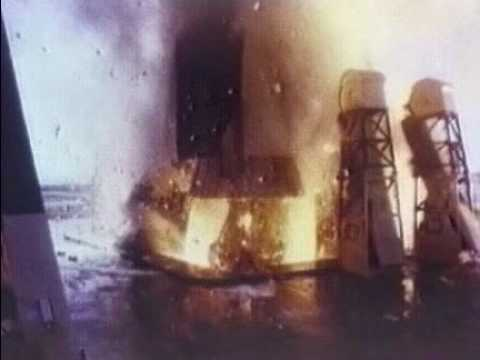 rocket - This is my favorite launch as presented in this NASA stock film..