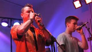 Video Národ Sobě - Černý kůň live in Chlomek Fest 011