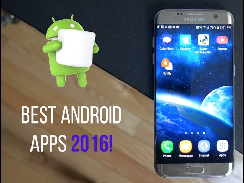 Best Android Apps June 2016!