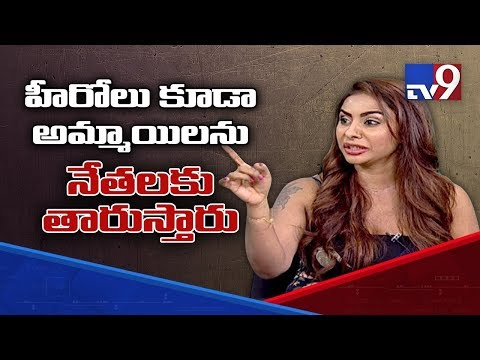 Actress Sri Reddy : Tollywood's Casting Couch is an open secret - TV9