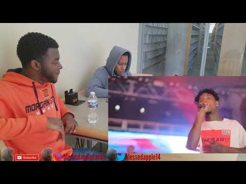 21 Savage and Lil Yachty Going Crazy On Tour - Numb The Pain Tour: Vlog 1 [REACTION]