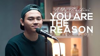 Video Aldy Maldini  - You Are The Reason (By Calum Scott) MP3, 3GP, MP4, WEBM, AVI, FLV Desember 2018