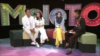 Video MeleTOP - Ayda Jebat Jadi Orang Gaji Zul Ariffin [16.6.2015] MP3, 3GP, MP4, WEBM, AVI, FLV Juni 2018