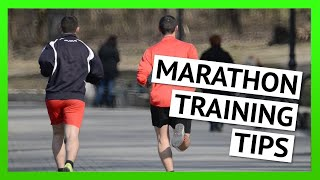 Marathon Training – Five Top Running Tips