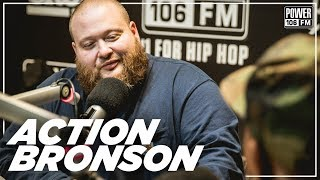 Video Action Bronson On His Issues w/ Viceland, White Bronco Album & Changing His Diet MP3, 3GP, MP4, WEBM, AVI, FLV Desember 2018