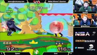 Zoso Combo Video (From New England's current No. 1 and OG Marth main!)