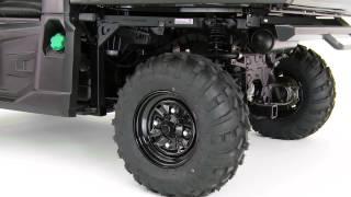 6. Polaris Ranger Diesel