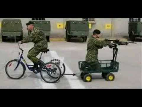 Military Bloopers