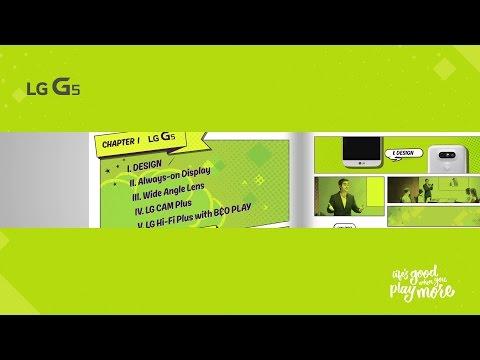 LG G5 - prezentacja 1
