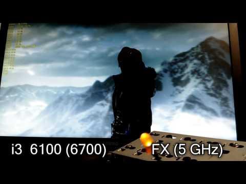 FX vs Skylake. Итоги стрима и тест в играх