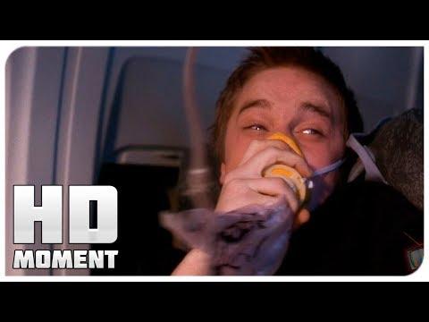 Алекс увидел катастрофу самолета - Пункт назначения (2000) - Момент из фильма - DomaVideo.Ru