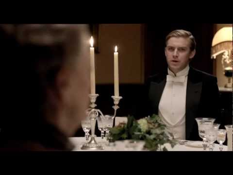 Downton Abbey Season 3 (Clip 3)