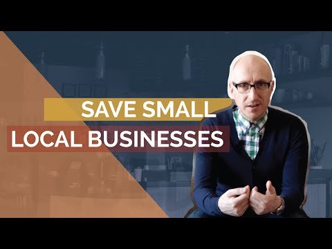 Let's Save Small Local Businesses