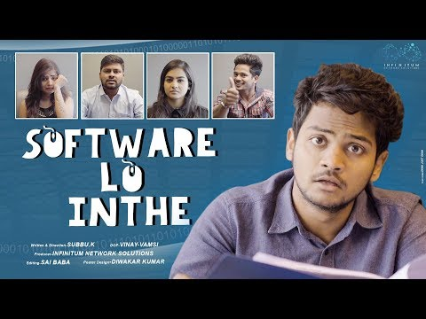 Software lo Inthe | Shanmukh Jaswanth
