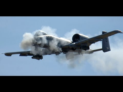 Awesome A-10 Thunderbolt II Brrrt Compilation - Happy Brrrt Day Special