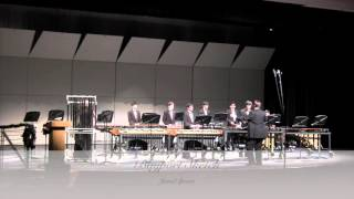 Marriotts Ridge HS Percussion Ensemble Winter Concert 2015