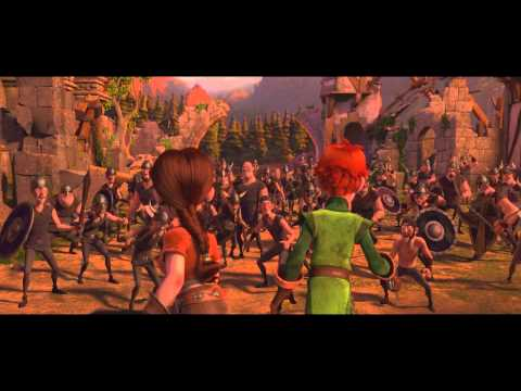 Justin And The Knights Of Valour - Trailer