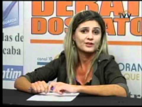 Debate dos Fatos 27/04/2012 parte 03 - Fabíola Alves