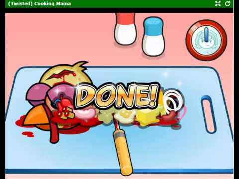 Play (Twisted) Cooking Mama Game Online - Top Arcade Game Free