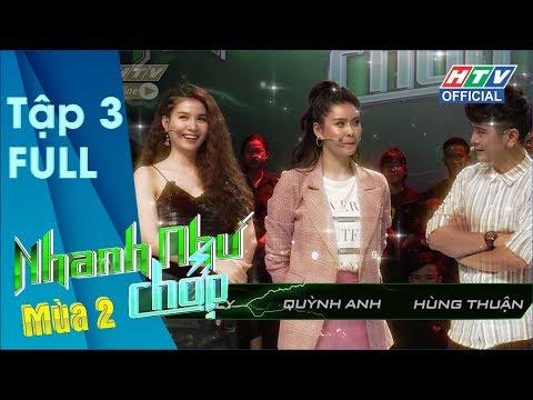 NHANH NHƯ CHỚP | Kha Ly bất ngờ  làm rạng danh gia đình và đồng đội | NNC #3 MÙA 2 FULL | 6/4/2019 - Thời lượng: 49:12.