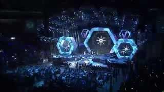 140415 音悦V榜年度盛典 Super Junior M - Break Down & Swing