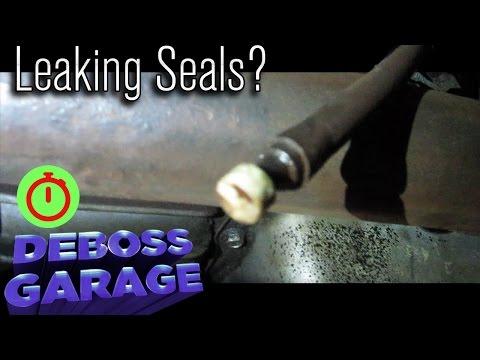 Fix A Leaking Seal In 10 Seconds