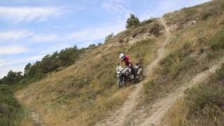 7. BMW R 1200 GS Adventure - New TFX Suspension test ride