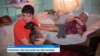 Resolver alagamentos na Favela São Manoel, em Bauru, custa muitos milhões, diz prefeitura