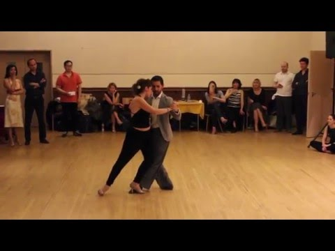 Tango giro - Special workshop with Juan Martin Carrara & Stefania Colina - 06.04.2016 part II