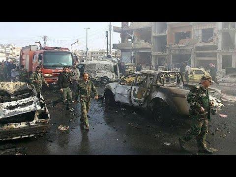 Syrie : Washington et Moscou s'entendent sur un cessez-le-feu qui doit débuter samedi