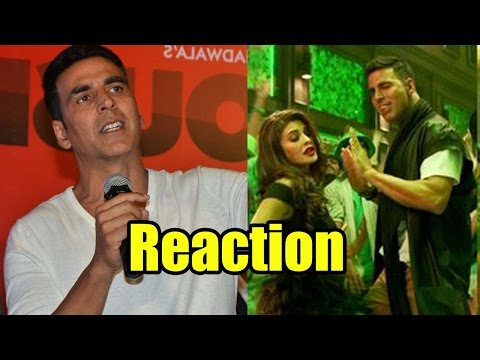 Akshay Kumar's Reaction On Using Alcohol In Taan