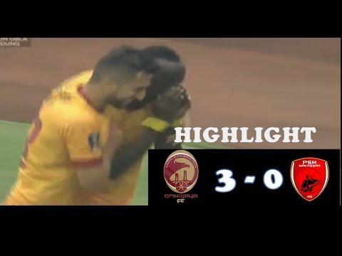 Highlight Sriwijaya FC vs PSM Makassar (3-0) Piala Presiden 2018