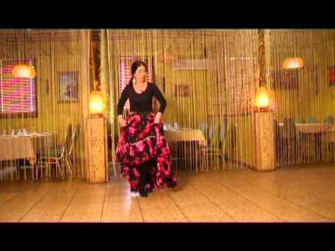 Цыганский танец. Видео урок от Венеры Ферарь.