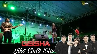 Geisha - Jika cinta dia (Cover By Second Project) 2017