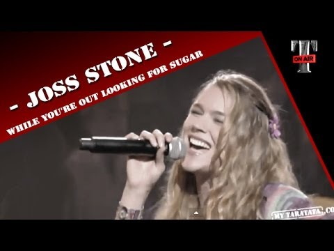 "Joss Stone  ""While You're Out Looking For Sugar"" (Live TV Taratata Sept. 2012)"