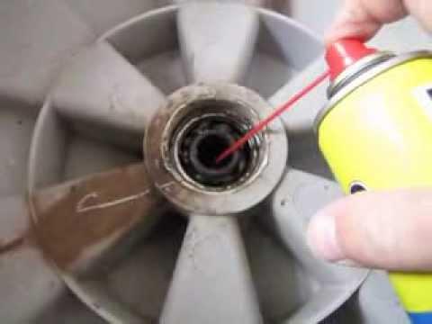 Ремонт своими руками стиральной машины замена подшипника на lg