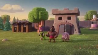 Clash Movie   Full Animated