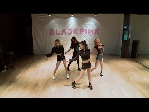 BLACKPINK - '불장난(PLAYING WITH FIRE)' DANCE PRACTICE VIDEO (видео)