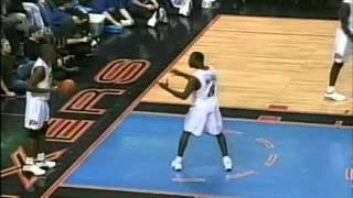 76ers Raptors ( Аллен Айверсон против Винса Картера)