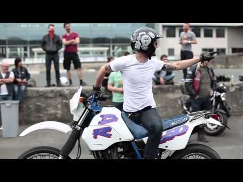 Clutch Motorcycles - Summer BBQ - 2015 - Paris
