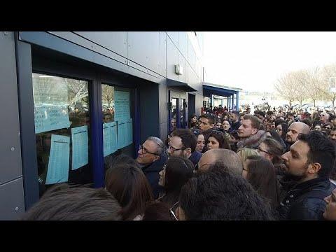 2.000 Kandidaten bewerben sich auf fünf Jobs in Itali ...