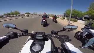 8. 2015 Ducati DIAVEL Carbon RIDE & REVIEW