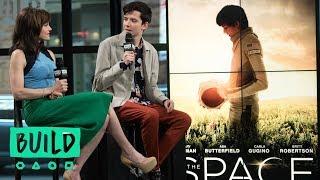 Nonton Asa Butterfield And Carla Gugino Discuss The Film,