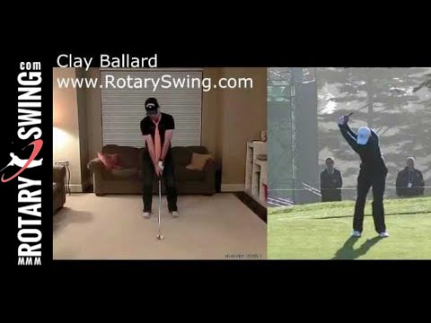 Golf Lesson: Cure Your Reverse Pivot Just Like Rotary Swing Member Andrew