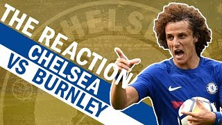 The internet reacts to Chelsea's opening Premier League fixture at home to Burnley. Subscribe to Chelsea TV http://bit.ly/2ty8mXn...