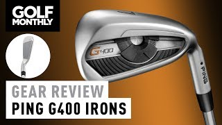 ► Watch Golf Monthly Technical Editor Joel Tadman's Ping G400 irons review to see his thoughts on this new set of game-improver irons that are sure to be very popular► Become a FREE SUBSCRIBER to Golf Monthly's YouTube page now - https://www.youtube.com/golfmonthly► For the latest reviews, new gear launches and tour news, visit our website here - http://www.golf-monthly.co.uk/► Like us on Facebook here - https://www.facebook.com/GolfMonthlyMagazine►Follow us on Twitter here - https://twitter.com/GolfMonthly►Feel free to comment below! ►Remember to hit that LIKE button if you enjoyed it :)