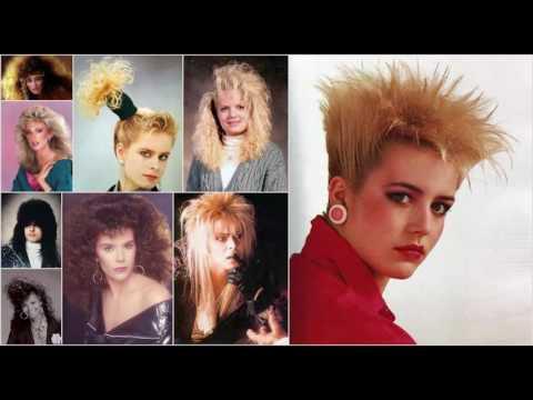 Le look des années 80