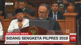 Video Baca Gugatan Pilpres, Tim Prabowo Ingatkan MK 'Guardian of The Constitution' MP3, 3GP, MP4, WEBM, AVI, FLV Juni 2019